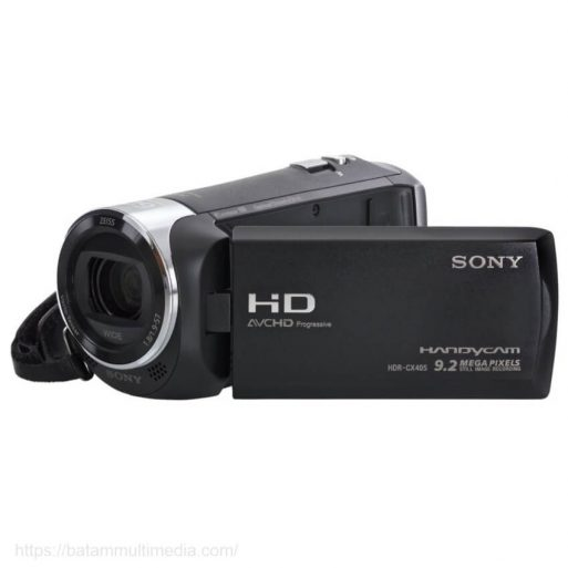 Sewa Handycam Sony CX405 Batam