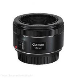 Rental Lensa Fix Canon 50mm F1.8 di Batam