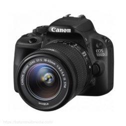 Sewa Kamera Canon 100D