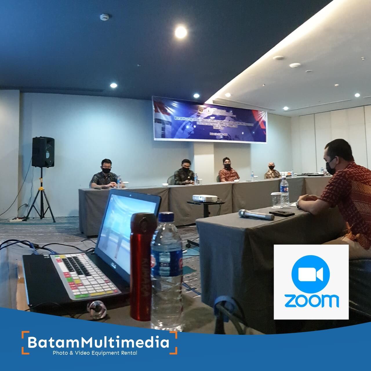 Live Meeting Converence Batam