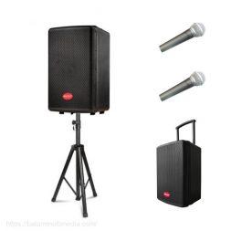 Sewa Speaker Portable Batam