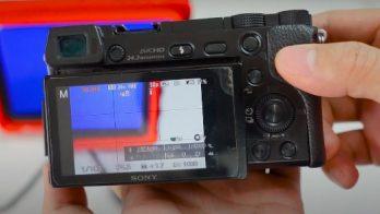 Panduan Cara Setting Clean Hdmi kamera sony