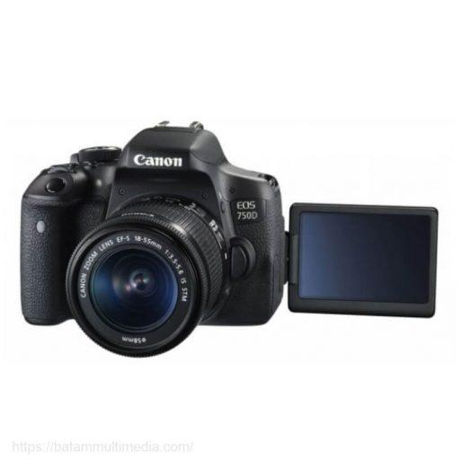 Sewa Kamera DSLR Canon 750D Batam