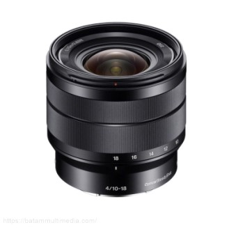 Sewa Lensa Wide Sony Batam