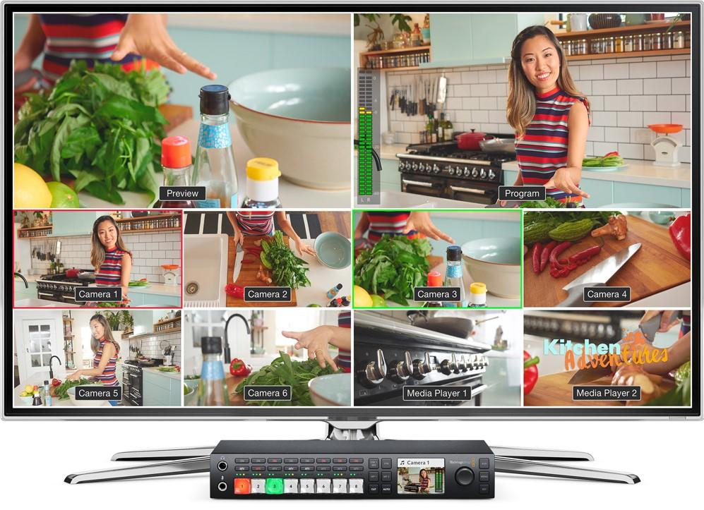 Sewa Switcher Video Kamera Batam