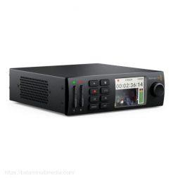 Sewa Alat Recorder Video Blackmagic Hyperdeck Studio Mini Ultra HD Batam Multimedia