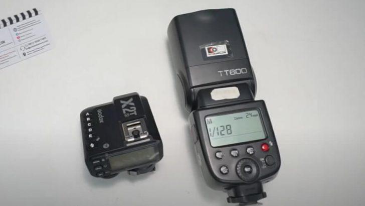Cara Menyambungkan Trigger X2T Godox ke Flash TT600