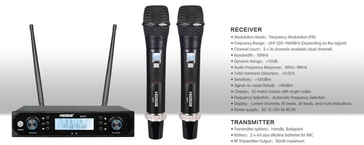 Sewa Mic Wireless Batam