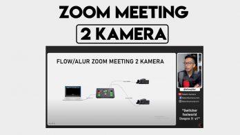 Cara Menggunakan Video Switcher ke Zoom Meeting